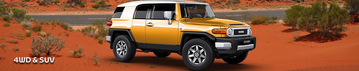 4WD & SUV